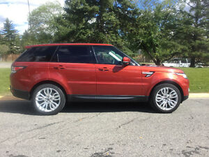 2014 Range Rover Sport Supercharged Price Reduced!