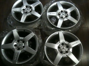Mercedes Benz B200 Turbo AMG Rims 17 inch