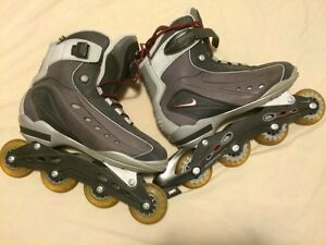Nike roller hockey skates for sell.
