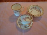 Royal Albert Dimity Rose China