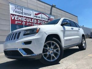 Jeep Grand Cherokee 4WD+Summit+DIESEL+TOIT PANO+MAGS+WOW! 2016