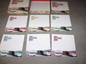 Dave Matthews Band-The Gorge-6 cd-Special Edition Box Set-Live