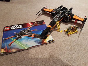 LEGO - Poe's X-Wing Fighter - Star Wars