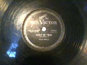ELVIS PRESLEY LOST RECORDS DJ CLEAROUT RCACANADA78RPM  HOUND DOG Cambridge Kitchener Area image 7