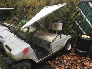 Wanted: Golf Cart Project