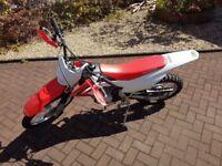 Honda crf125F/FB
