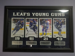 Toronto Maple Leafs Framed Collectible