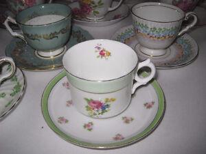 26 English made cup/ saucer sets Kitchener / Waterloo Kitchener Area image 2