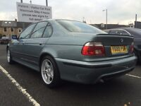 BMW E39 530d Sport