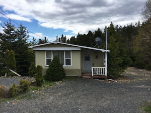 Affordable & Spacious mobile home for sale near Clarenville!