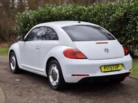 Volkswagen Beetle Design 1.2 Tsi Dsg 3dr PETROL SEMIAUTOMATIC 2014/14