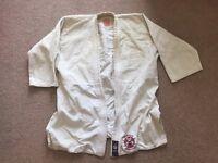 Unisex judo suit