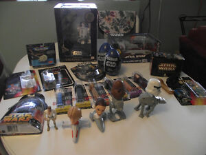 Awesome Star Wars Collectibles from 1986 up $Reduced Again
