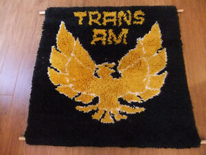 Trans Am 1979ish Collector Rug