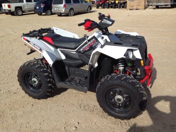 Used 2013 Polaris scrambler ho