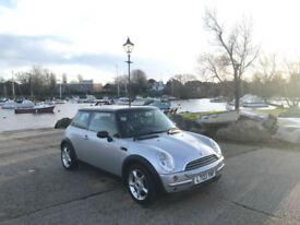 2003 Mini Cooper 1.6 3 Door Hatchback White