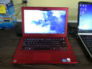 SONY VAIO VPCSB Notebook