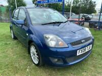 2008 Ford Fiesta 1.4 Zetec Blue Edition, Low Mileage, Service History