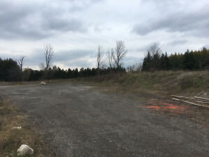 LAND FOR RENT : 1 TO 7 ACRES