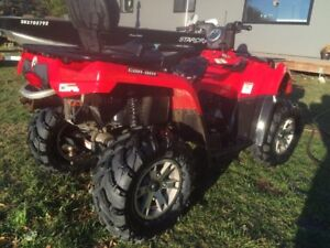 2008 CAN AM OUTLANDER 4X4 400cc