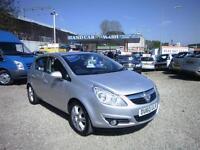 Vauxhall Corsa 1.4i 16v (100PS) SE (a/c) Hatchback 5d 1364cc