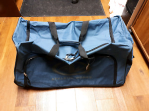 Large, Unused Duffel Bag with Wheels