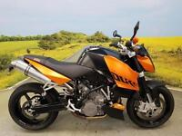KTM 990 Superduke 2011**DatatOOL, 2 Keys, Full Service History, Owners Manuals**