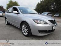 MAZDA 3 TS2, Silver, Manual, Petrol, 2006 GREAT DRIVE JUST BEEN SERVICE PX