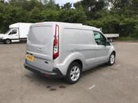 Ford Transit Connect 1.5 Tdci 120Ps Limited Van EURO 6 DIESEL MANUAL (2016)