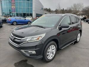2016 Honda CR-V EX-L / AWD / Leather / Heated Seats