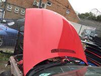 BMW e46 coupe pre facelift bonnet