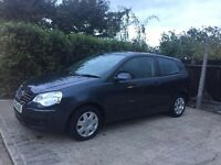 VW polo 1.4 excellent condition low milage cheap price