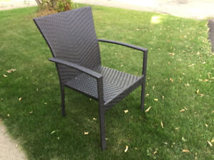 Outdoor Wicker Patio Chairs