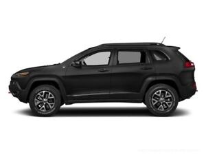 2018 Jeep Cherokee   - Leather Seats -  Cooled Seats