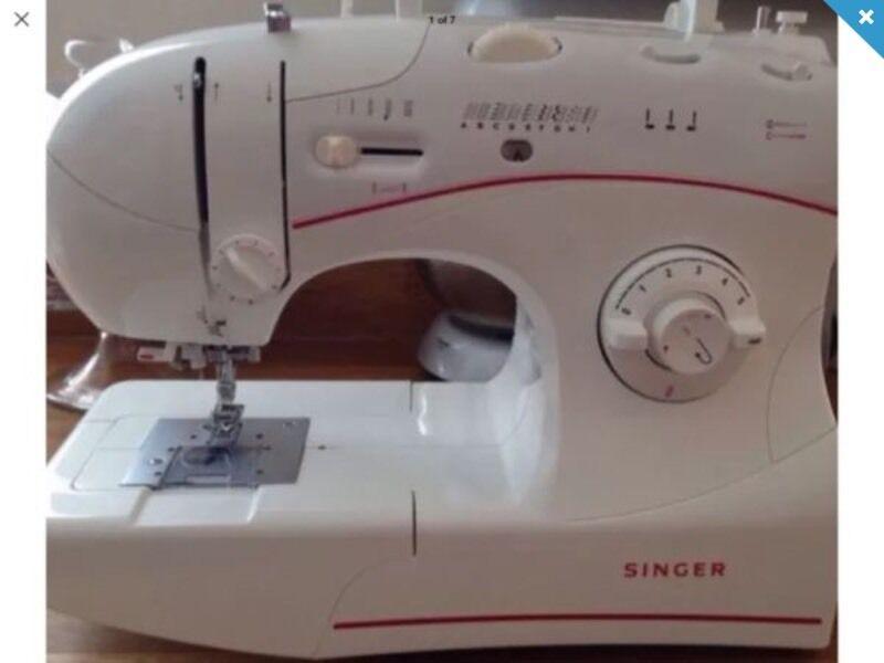 Singer 40 Sewing Machine In Wrecclesham Surrey Gumtree New Singer Sewing Machine 6038