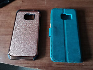 Samsung Galaxy S7 Cases - Shell and Wallet Case