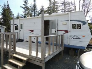 28 Foot Travel Trailer for Sale