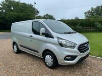 2018 Ford Transit Custom 2.0 280 EcoBlue Trend L1 H1 EU6 5dr Panel Van Diesel Ma