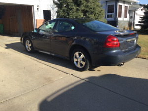 2008 Pontiac Grand Prix Sedan. $3200