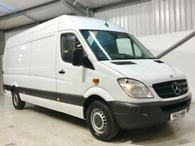 MERCEDES BENZ SPRINTER LONG WHEELBASE LWB 2.1CDI 3 SEATER HIGH ROOF 4.0M VAN