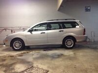 Ford Focus ZXW SES
