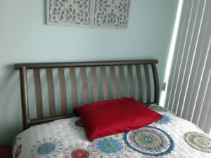 Moving sale!!! Double bed frame