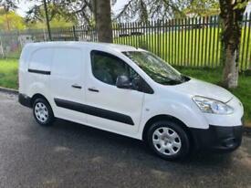 2013 Peugeot Partner 716 S 1.6 HDi 5 seat Crew Van PANEL VAN Diesel Manual