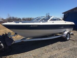 Super Clean 1998 Bayliner 5.7 Engine
