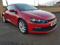 2011 - VW SCIROCCO 1.4 TSI 160 - LOW MILEAGE