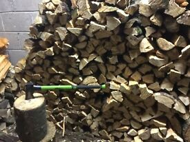 Bags of firewood / logs for sale, 15kg, soft and hard wood