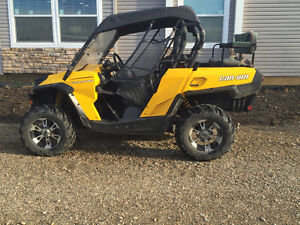 2011 can am commander