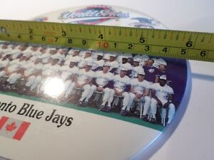 """HUGE 1992 Championship 6"""" Desk Top Button (VIEW OTHER ADS)"""