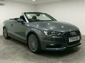 image for 2014 Audi A3 CABRIOLET 2.0 TDI Sport Cabriolet 2dr Convertible Diesel Manual