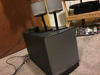 Bose laptop speakers